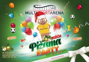 Special Christmas edition Pižama party s Cedevito, sobota, 21.12.2019